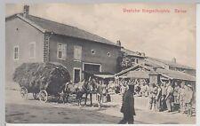 (112854) AK Barbas, deutsche Gaststätte >Zum feuchten Wink< 1915