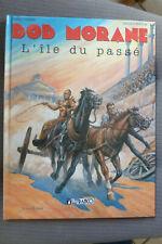 BD bob morane lefrancq n°11 l'ile du passé EO 1995 TBE forton vernes