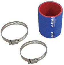 Sea Doo RIVA Exhaust Coupler Kit w/ Hose Clamps for Water Box RXP RXT GTX ALL