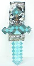 MInecraft Foam Diamond Sword  Think Geek NEW