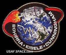"Skylab I // 2 Spirit 6/"" Tim Gagnon ORIGINAL AB Emblem NASA SPACE PATCH MINT"