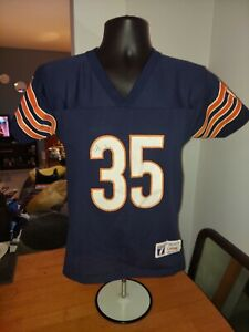 Rare NFL GSH Chicago Bears Logo 7 Jersey Youth Large Football #35