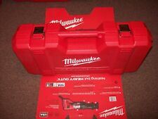 Milwaukee 6509-31 12 Amp Sawzall HEAVY DUTY Case will fit reciprocating saws