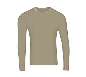 MEN'S THERMAL TOPS ASSORTED COLORS AVAILABLE