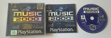 MUSIC 2000 PS1 PS2 PS3 PLAYSTATION GAME MUSIC SONGS CREATOR MAKER - COMPLETE