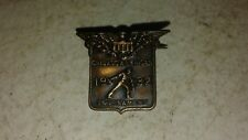 VINTAGE CHICAGO AMERICAN TOURNAMENT PIN 1932 BOWLING EXTREMELY RARE