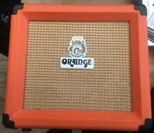 Orange Crush 10 guitar amplifier