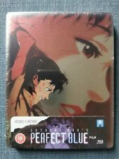 Perfect Blue Steelbook [Blu-ray] Inc. 4 art cards