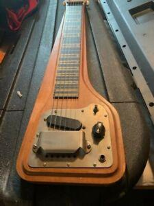 1957 gibson skylark korina steel lap guitar