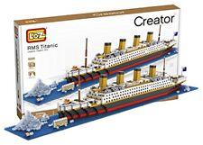RMS Titanic Micro Building Block (1860 pcs) LOZ-9389 Toy Bricks w. Original Box