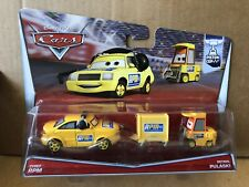 DISNEY CARS DIECAST - Chief RPM  & Petrol Pulaski - Combined Postage
