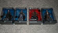 LOT of 4 Star Wars Elite Series Die Cast Action Figure NEW !!!!!