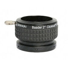 "Baader 2"" SCT Click-Lock Eyepiece Adapter / Visual Back # 2956220 # CLSC-2"
