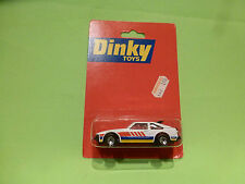 DINKY TOYS TOYOTA SUPRA - WHITE 1:60 - NM IN UNOPENED CARD BLISTER