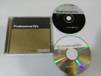 PROFESSIONAL DJ´S IN SESSION MAQUINA & HARDCORE TECHNO-DANCE 2 X CD 2000
