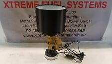 Genuine Carburettor Table Lamp ~  New lamp carb man cave shed art stromberg gold