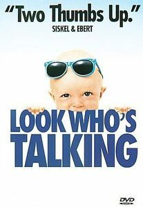 Look Whos Talking (DVD, 1998, Closed Caption Multiple Languages)