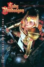 Lady Pendragon - Gallery Edition (1999) One-Shot (Photo Variant)