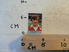 STICKER,DECAL VOETBAL 78 PANINI VOETBAL SOCCER ALBUM 321 LORENZ HILKES FC VVV