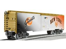 Lionel 6-82685, Cooperstown New York Giants Boxcar, Brand New in Box, C-10    -g
