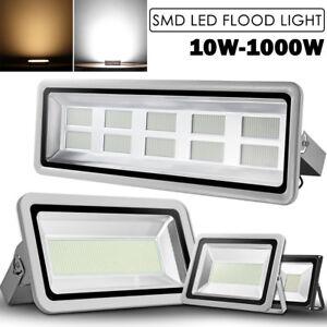 1000W 800W 500W 300W 200W 150W 100W 50W 30W 20W 10W LED Flood Light Outdoor Lamp