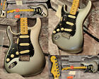 FENDER American Professional II Stratocaster Mercury-Lefthand |Sofort lieferbar  for sale