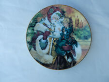 """Avon Fine Collectibles 1994 """"The Wonder Of Christmas"""" Plate"""