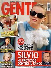 Gente 2013 45.Francesca Pascale,Laura Pausini,Andrea Bocelli,Grace Kelly,Arcuri