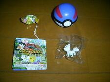 Pokemon SM Sun Moon 2 Get Collections Alola Vulpix Figure Takara Tomy