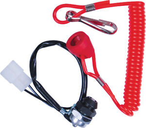 Kimpex Kill Switch Complete Assembly Motorcycle Street Bike Dirt Bike Snowmobile