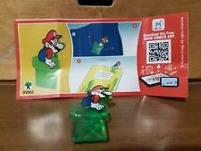 Kinder Merendero 2020 Super Mario Bros DV563 con cartina !!!!!!