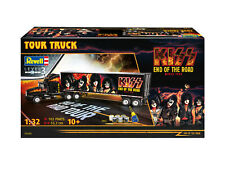 Revell 07644 1/32 Kiss End of The Road World Tour Truck Gift Set