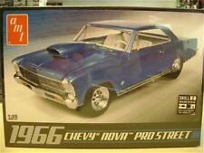 AMT 636 1966 Chevy Nova Pro Street model kit