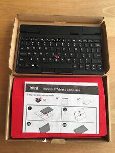 Lenovo ThinkPad Tablet 2 Bluetooth Tastatur french und  Tablet 2 Slim Case