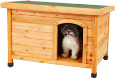 Trixie Dog Club House, Glazed Pine
