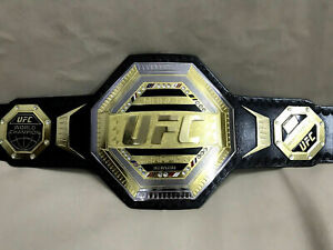UFC Championship Title Adult size Replica Belt
