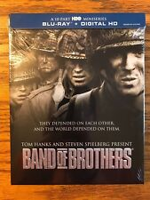 Band of Brothers, Blu-ray, HBO, Damian Lewis, Brand New, FAST FREE SHIPPING!