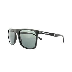 Emporio Armani Sunglasses 4097 501787 Black Grey
