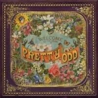 "PANIC AT THE DISCO ""PRETTY ODD"" CD NEUWARE"