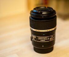 Tamron SP Di 90mm Macro f2.8 Lens for NIKON (Full Frame FX)
