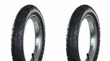 "2 X Kenda K909A 12.5"" X 1.75""- 2.25""  Bicycle Scooter Pushchair Tyre Black KT01B"