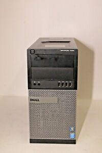 Dell Optiplex 3020 Tower Desktop Computer Core i3-4150 3.50GHz 4GB 500 Win10 Pro