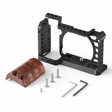 SmallRig A6500 Camera  with Wooden Handle Suitable for Sony A500 2097