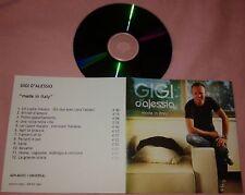 LARA FABIAN DANS TRES RARE CD PROMO 12 TITRES DE GIGI D'ALESSIO UNIVERSAL