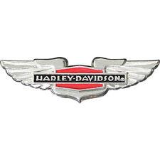 HARLEY DAVIDSON Deluxe Wings 3D Die Cast Pin harley PIN