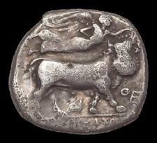 New ListingCampania, Neapolis. Circa 320-300 Bc. Silver Didrachm