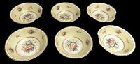 Johnson Bros. England Windsor Ware Set of 6 Small Bowls