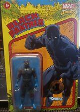 "Marvel Legends Retro - Black Panther 3.75"" Action Figure Avengers Unpunched"