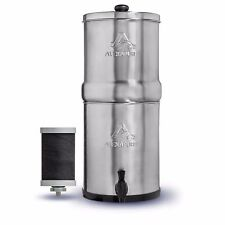 Alexapure Pro Stainless Steel Water Filter Purification Filtration Purify System