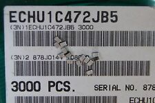 3000pcs ECHU1C472JB5 Stacked PPS film capacitors 4,7nF 16V size 805 Panasonic
